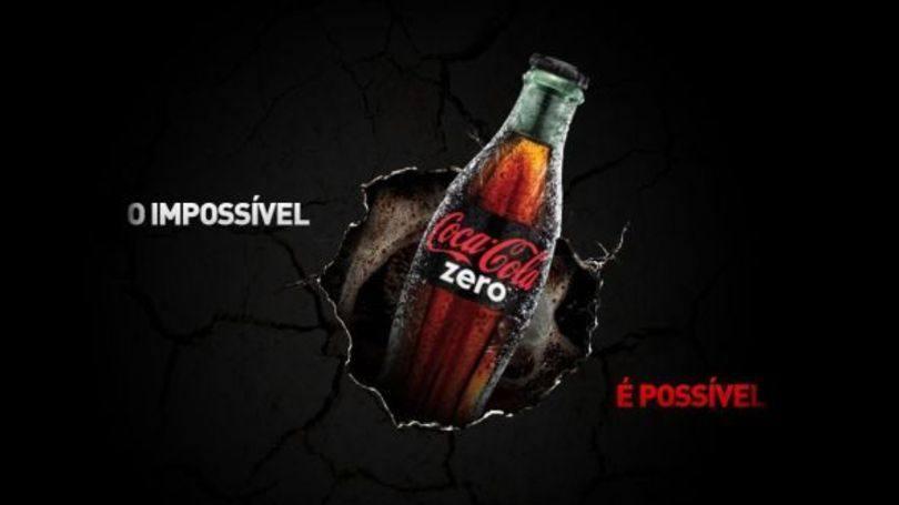 A Coca-Cola quer que Zero seja sua marca registrada