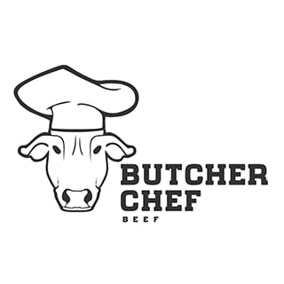 LOGO REGISTRO BUTCHER CHEF BEEF - On Marcas