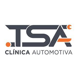 LOGO REGISTRO TSA CLINICA AUTOMOTIVA - On Marcas