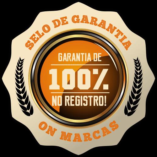 Registros de Marcas - Selo de Garantia de Registro de Marca