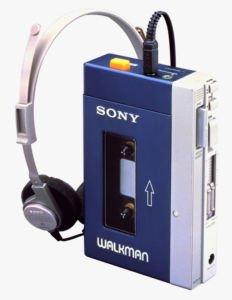 Patente Walkan Sony